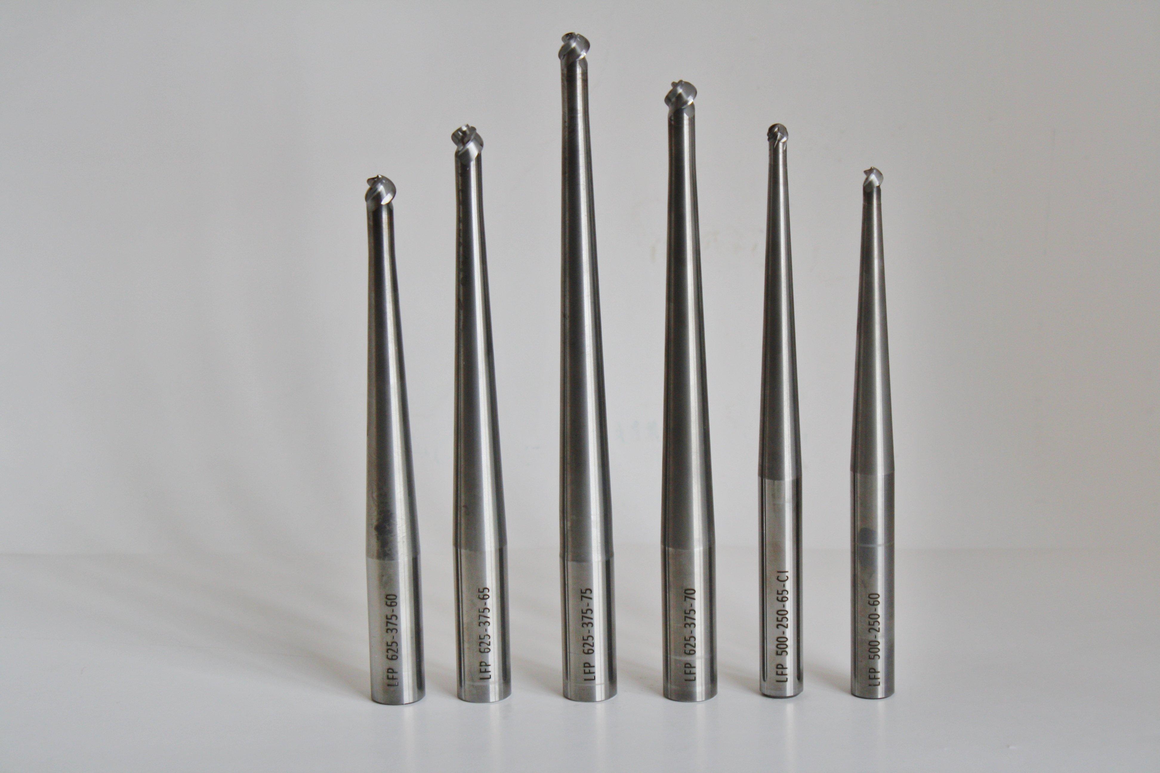 Carbide Lollipops for Cast Iron